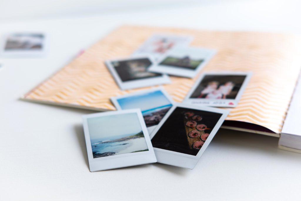 créer un album photo amoureux