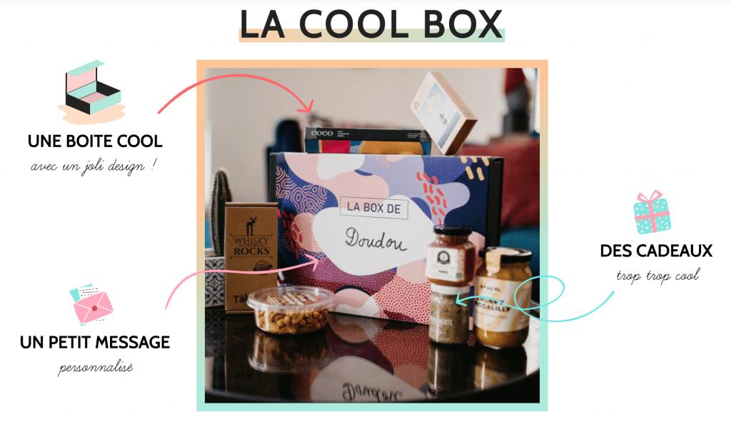 idée box à offrir pour saint valentin